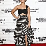 Maren Morris was a sight for sore eyes at the Barnstone Brown gala in 2017.