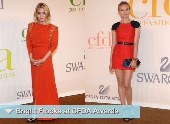 Photos of Ashley Olsen, Blake Lively, Coco Rocha at CFDA Awards