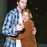 Drew Barrymore and Tom Green