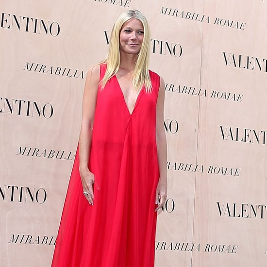 Goop and Valentino Collaboration