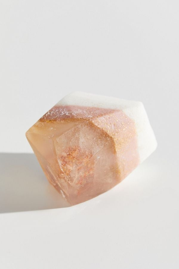 Little Shop of Oils Aura Cleanse Crystal-Infused Soap