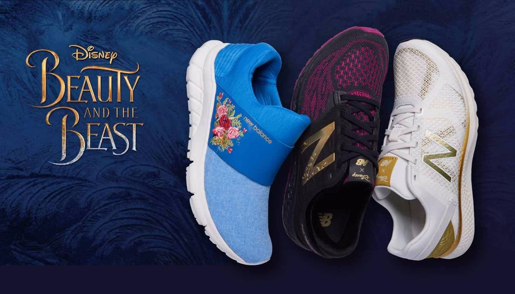 New Balance Beauty and the Beast Running Shoes