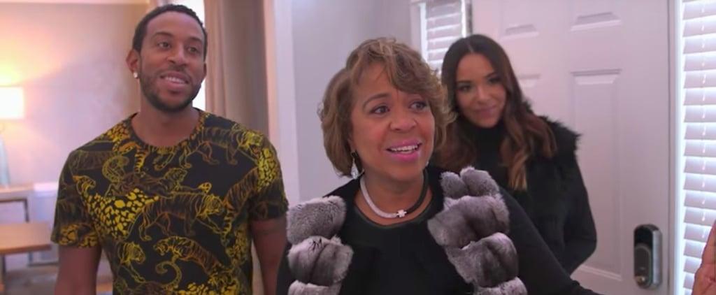 Ludacris Surprise Mum With Home Makeover
