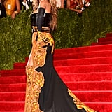 Beyoncé basically owned the red carpet at the Met Gala in May — she showed up in a gorgeous Givenchy gown for the event, for which she was an honorary cochair.