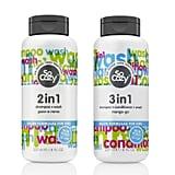 SoCozy 2-in-1 Shampoo + Body Wash and 3-in-1 Shampoo + Conditioner + Body Wash ($12 each)