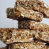 These gluten-free granola bars are the perfect balance between sweet and savory, chewy and crunchy. As an added bonus, they're jam packed with nutritious ingredients like flax seeds, nuts, and millet for a guilt-free snacking experience.