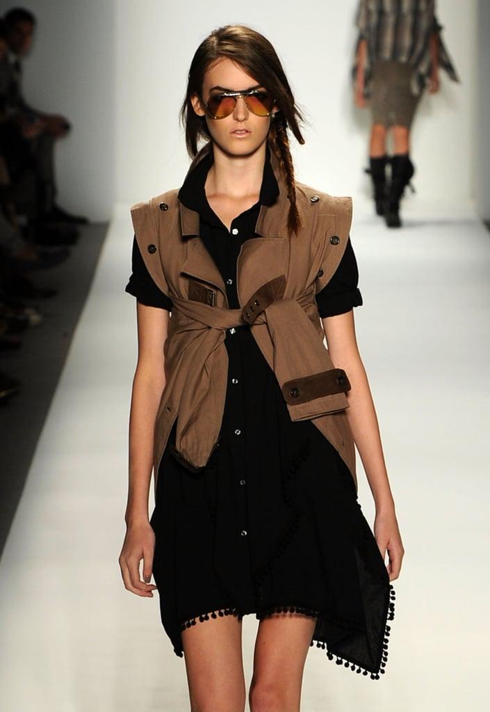 2011 Spring New York Fashion Week: Nicholas K