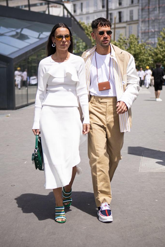 Men S Fashion Week Street Style Spring 2020 Popsugar Fashion Australia