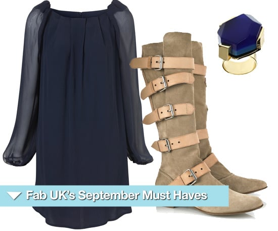 Must Have Items for September 2010