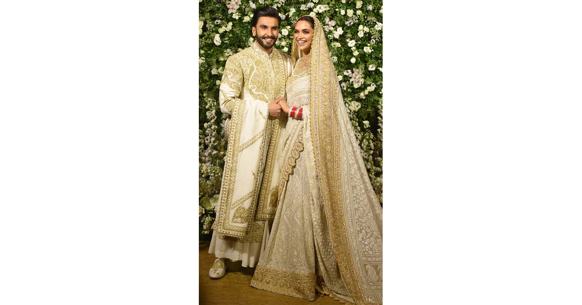 Deepika Padukone's Wedding Dress | POPSUGAR Fashion Photo 30