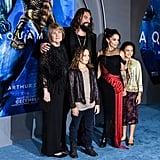 Jason Momoa Aquaman Premiere 2018