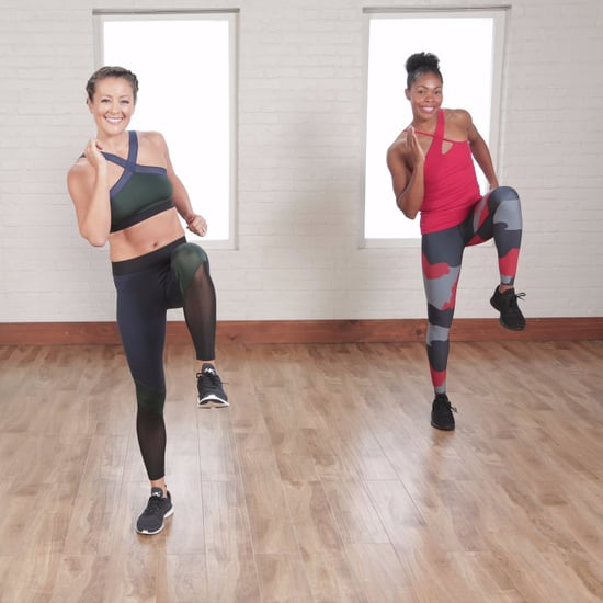Printable 20-Minute No-Run Cardio Workout