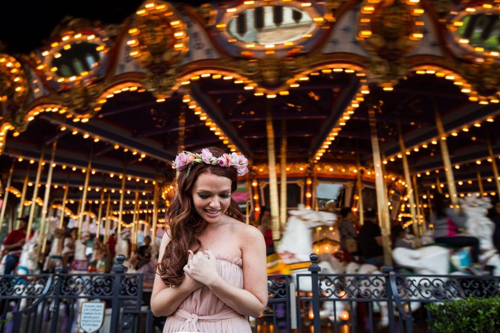 Disney Princess Solo Photo Shoot