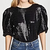 English Factory Puff-Sleeve Top