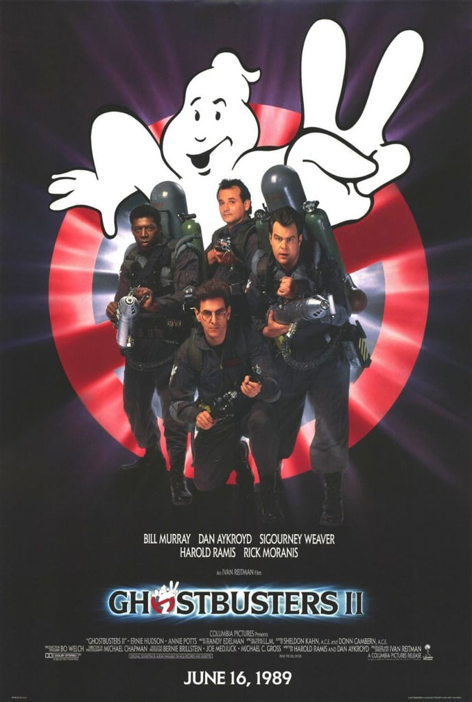 And Ghostbusters II (1989)