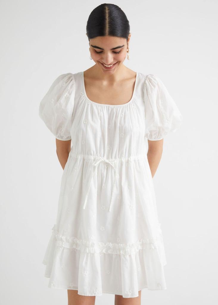 The Best White Cotton Summer Dresses For Summer 2021