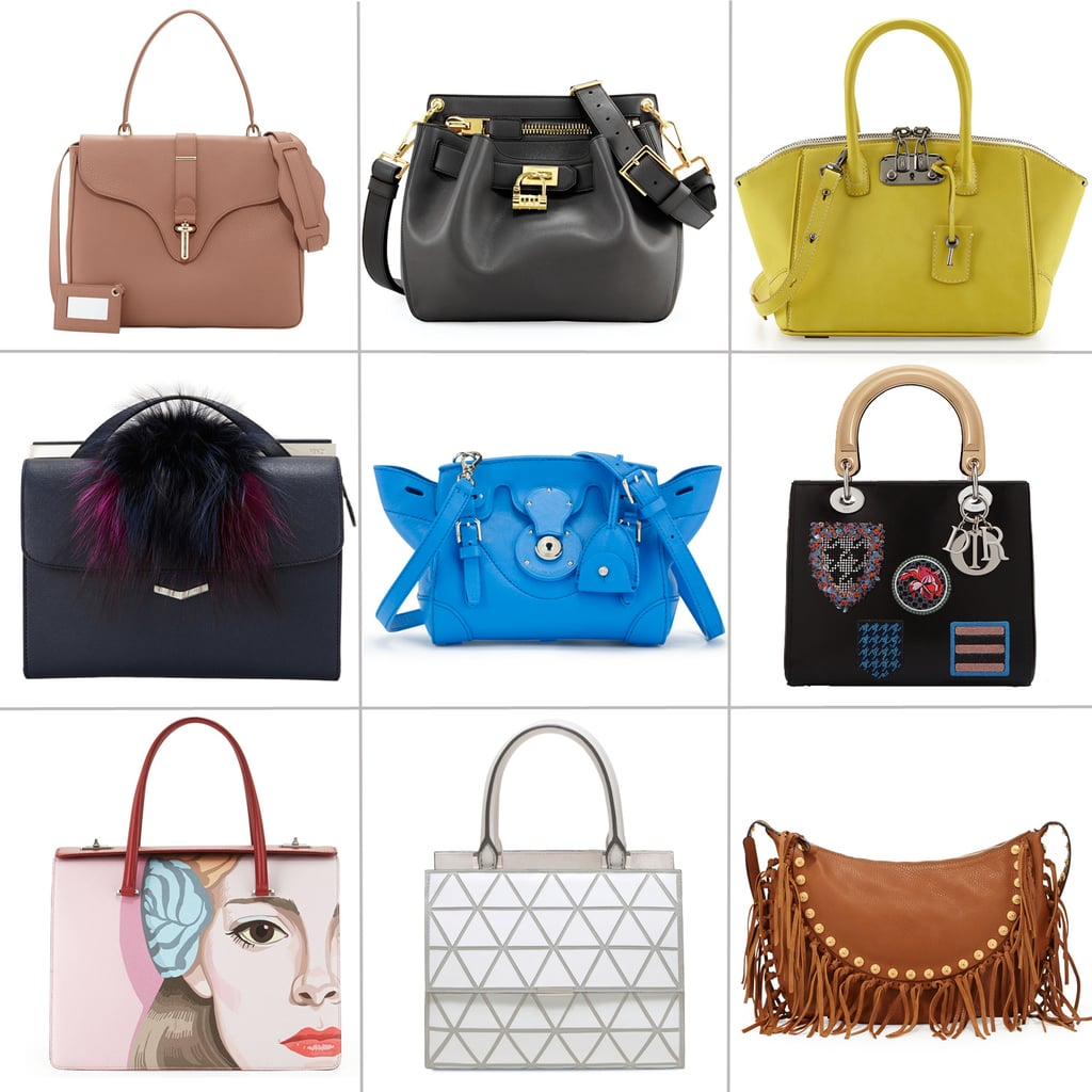 Ignore the Price Tags, and Just Enjoy These Bags