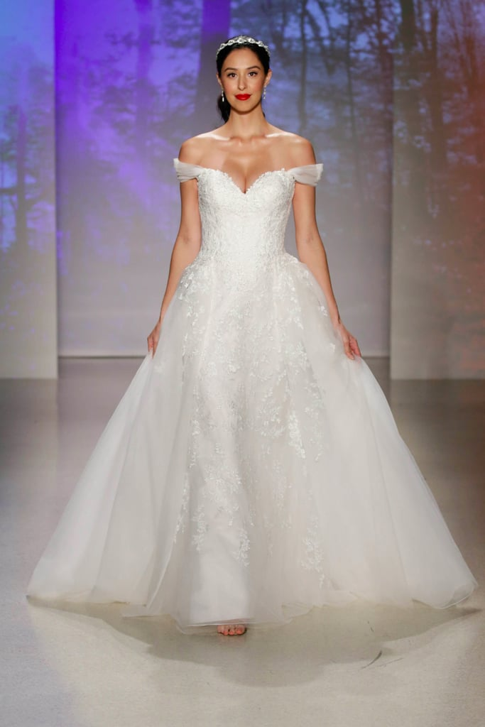 Alfred Angelo Disney Princess Wedding Dresses Spring 2017