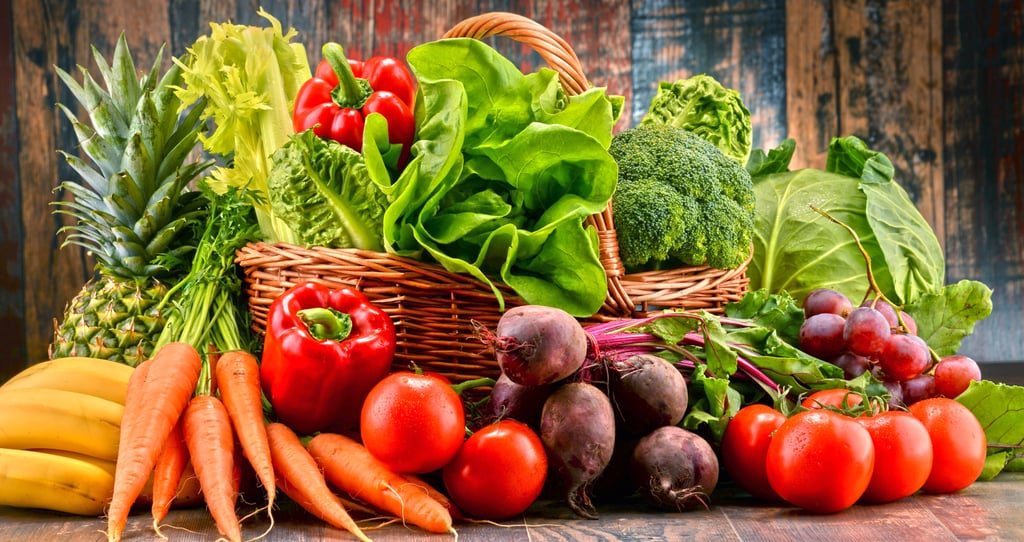 مقدار الكمية التي نحتاج تناولها من الخضراوات في اليوم لخسارة