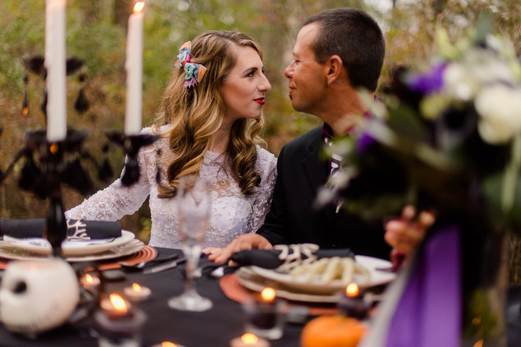 The Nightmare Before Christmas Wedding Ideas
