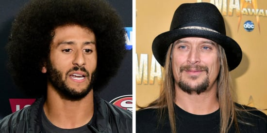 Kid Rock Inserts Himself Into Colin Kaepernick Drama With 3 Words