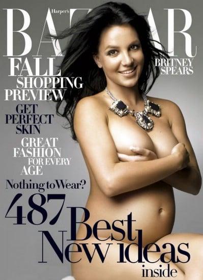 Britney Bares All In Bazaar