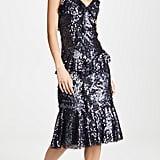 Needle & Thread Scarlett Sequin Dress