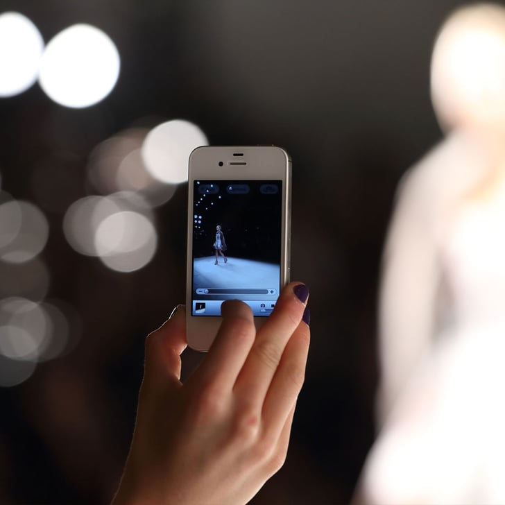 Apps Worthy of Fashion Week's Front Row