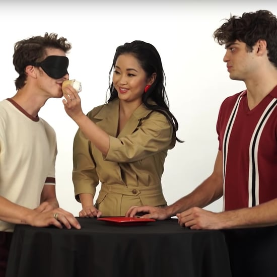 To All the Boys I've Loved Before Cast Kiss and Tell Video