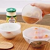 Reusable Silicone Food Storage Wraps