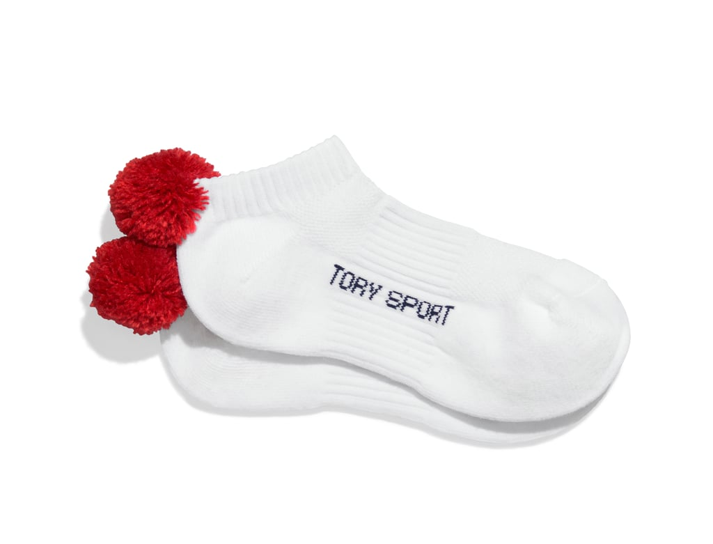 Performance Compression Pom-Pom Socks