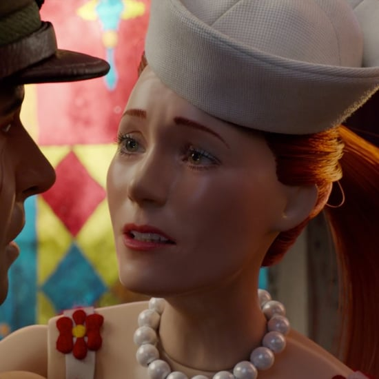 Welcome to Marwen Scene With Steve Carell and Leslie Mann