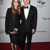 Beatrice and Dave stepped out in LA for a gala at the Institute for Cancer Immunotherapy.