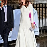 Kate Middleton at a Gala For Addiction Awareness Week