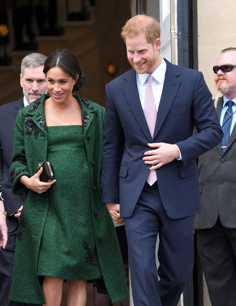 Image result for pregnant meghan markle