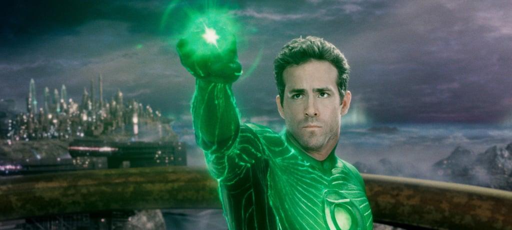 Hal Jordan in Green Lantern