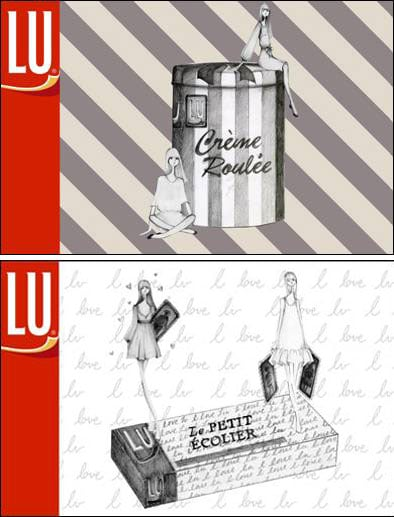 Erin Fetherston For LU Biscuits: Love It or Hate It?