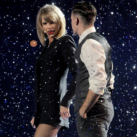 The 1 Thing You Didn't Notice About Taylor Swift's Brit Awards Performance