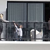 Photos of Britney Spears and the Boys