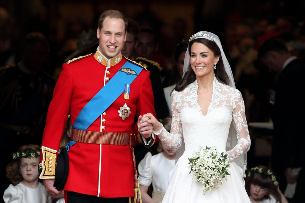 Where Do Members of the British Royal Family Get Married?