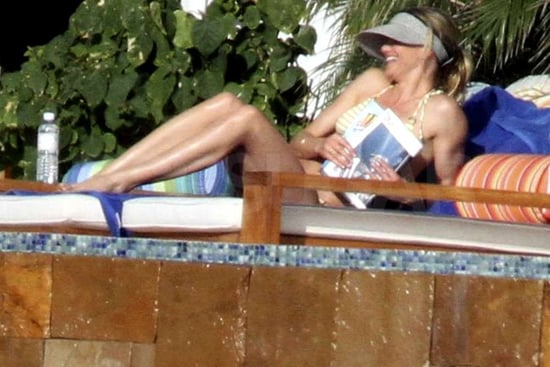 Cameron Diaz Bikini Pictures in Cabo With Alex Rodriguez
