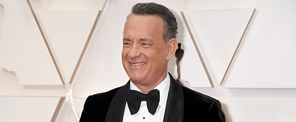Tom Hanks Reveals He's Bald Now