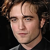 Robert Pattinson — 2008