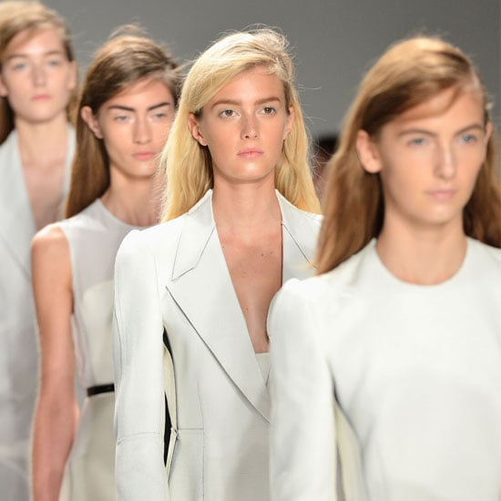 Pictures and Review of Calvin Klein Spring Summer New York Fashion Week Runway Show