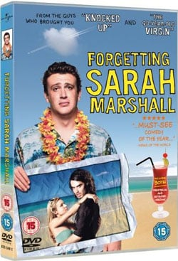 UK DVD Review Of Forgetting Sarah Marshall Starring Jason Segel, Russell Brand, Mila Kunis, Jonah Hill, Kristen Bell, Paul Rudd