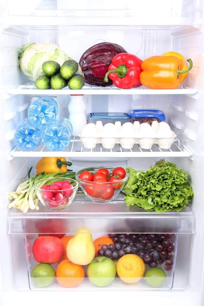 How to Detox Fridge and Stop Mindless Snacking