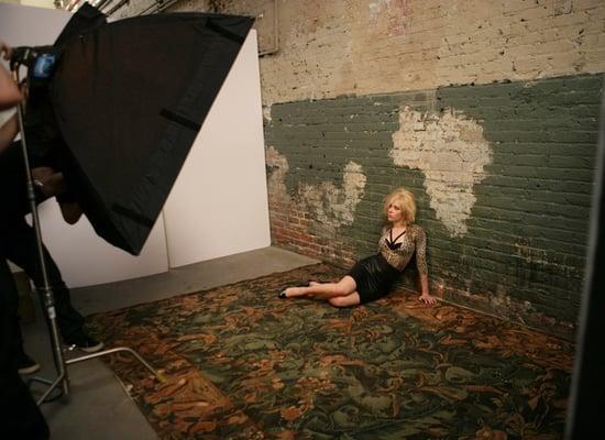 Scarlett Johansson for Mango Ad Campaign