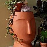Profile Ceramic Side Table