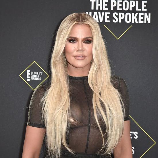What is Khloé Kardashian's Natural Hair Colour?