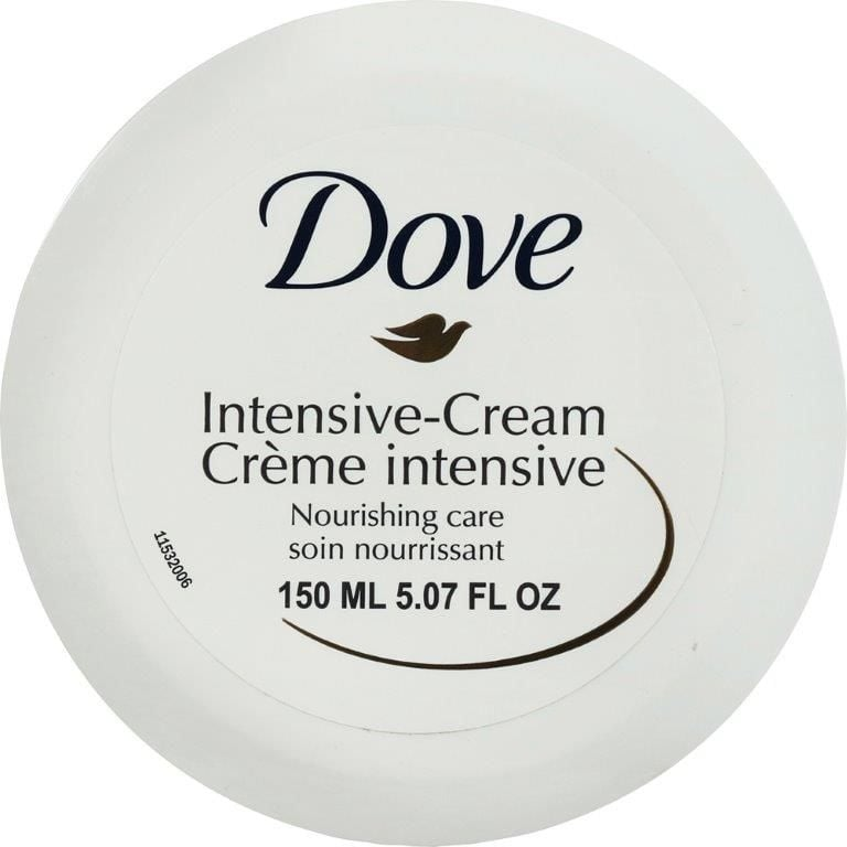 Dove Intensive Cream Moisturizer